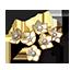 Sturdy Silver Prongs