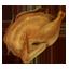 Besiegte Hühner