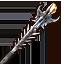 Flammenstab - Zweihändig