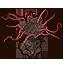 Leblose Anemonen-Intarsie